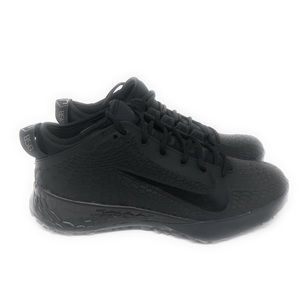 Nike Force Zoom Trout 5 Baseball Turf Shoes Black
